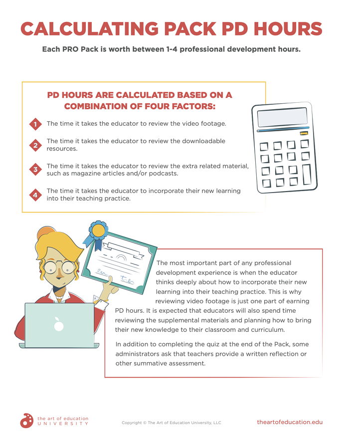 CalculatingPackPDHours